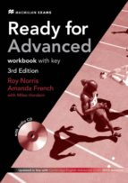 ready for advanced 3rd edition workbook with key pack 9780230463608