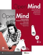 open mind int student´s book & workbook  (-key) pack-9780230480308