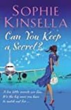 can you keep a secret?-sophie kinsella-9780552771108
