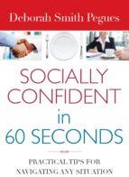 socially confident in 60 seconds (ebook)-deborah smith pegues-9780736962308