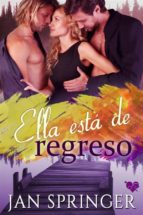 ella está de regreso (ebook) jan springer 9781507182208