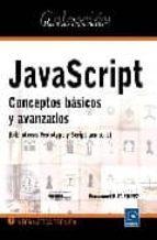 javascript: conceptos basicos y avanzados-emmanuel gutierrez-9782746052208