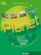 planet 3 kursbuch (libro alumno) 9783190016808
