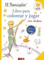 el principito. libro para colorear y jugar-9783849912208