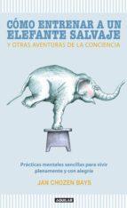 cómo entrenar a un elefante salvaje y otras aventuras de la conciencia (ebook) jan chozen bay 9786071122308