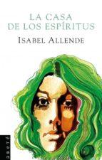 la casa de los espiritus (ed. 25 años)-isabel allende-9788401341908