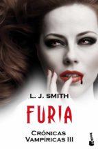 furia (cronicas vampiricas, iii)-l.j. smith-9788408101208