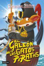 el galeón de los gatos piratas (ebook) geronimo stilton 9788408105008