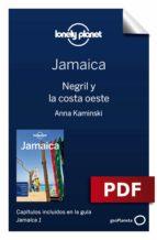 jamaica 1_5. negril y la costa oeste (ebook)-paul clammer-anna kaminski-9788408198208