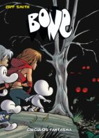 bone nº 7: circulos fantasma (edicion de bolsillo) jeff smith 9788415163008