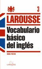 vocabulario basico del ingles 9788415411208