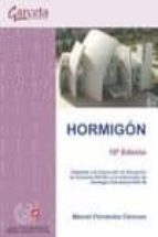 hormigon manuel fernandez canovas 9788415452508