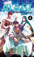 magi nº 04: pura magia-shinobu ohtaka-9788415921608