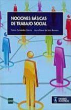 nociones basicas del trabajo social-tomas fernandez-luis ponce de leon-9788416140008