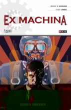 ex machina núm. 01 (de 10): estado de emergencia-brian k. vaughan-9788416255108