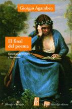 el final del poema-giorgio agamben-9788416287208