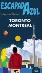toronto y montreal 2015 (escapada azul) 9788416408108