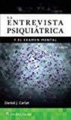 la entrevista psiquiatrica y examen mental  (4ª ed.)-9788416781508
