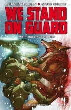 we stand on guard nº 04/06 brian k. vaughan 9788416816408