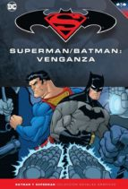 batman y superman   coleccion novelas graficas nº 23: superman / batman: venganza jeph loeb 9788417063108