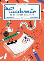 cuadernito de escritura divertida, volumen 2 9788417552008