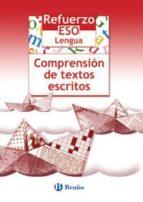refuerzo lengua eso comprensión de textos escritos 9788421655108