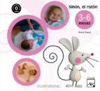 simón el ratón, 3-6 meses-9788421837108