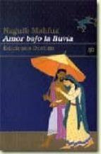 amor bajo la lluvia-naguib mahfuz-9788423331208