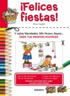 El libro de ¡Felices fiestas! autor VV.AA. TXT!