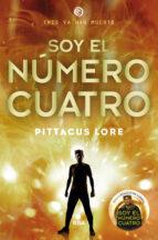 legados de lorien 1: soy el numero cuatro-pittacus lore-9788427200708