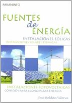 fuentes de energia jose roldan viloria 9788428331708