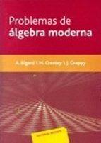 problemas de algebra moderna-9788429150308