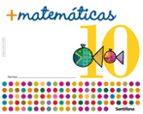 cuaderno de matematicas 10 (educacion infantil) 9788429407808