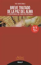 breve tratado de la paz del alma (2ª ed.)-juan de bonilla-9788432147708