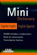 mini dictionary english-spanish (español-ingles)-9788432919008