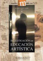 investigacion en educacion artistica-ricardo marin viadel-9788433836908