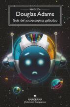 guia del autoestopista galactico (6ª ed.)-douglas adams-9788433973108