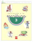 iniciacion a la escritura ii: nuevo parque de papel 5 años. educa cion infantil-9788434864108