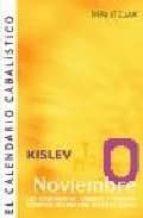 el calendario cabalistico: kislev noviembre-ben itzjak-9788441412408
