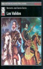 los validos-bernardo jose garcia garcia-9788446006008