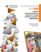 El libro de Ufo125: gestión, aprovisionamiento y cocina en la unidad familiar de persona dependiente. certificados de profesionalidad autor VV.AA. EPUB!