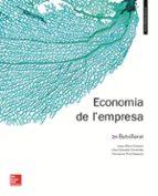 economia de l empresa 2º batxillerat-9788448614508