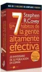 pack los 7 habitos de la gente altamente efectiva ; meditaciones diarias de la gente altamente efectiva-stephen r. covey-9788449324208