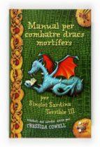 manual per combatre dracs mortifers, per singlot sardina terrible iii-cressida cowell-9788466123808