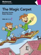 the magic carpet + cd - dvd (richmond)-9788466810708