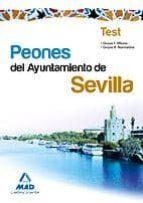 PEONES DEL AYUNTAMIENTO DE SEVILLA. TEST