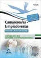 camareros/as-limpiadores/as. personal laboral (grupo v) de la administracion de la comunidad autónoma de extremadura. temario-9788467696608