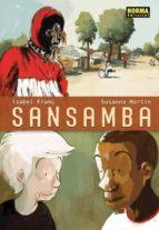 sansamba-isabel franc-susanna martin-9788467915808