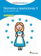 numeros y operaciones 11 9788468013008