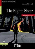 the eighth sister. book and cd-9788468233208
